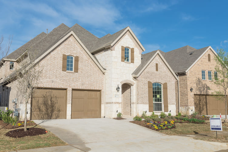 How much of a down payment do you need when buying a house in Texas?