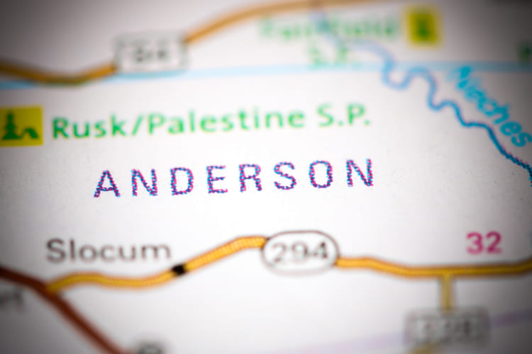 The Cost of Living in Anderson, Texas