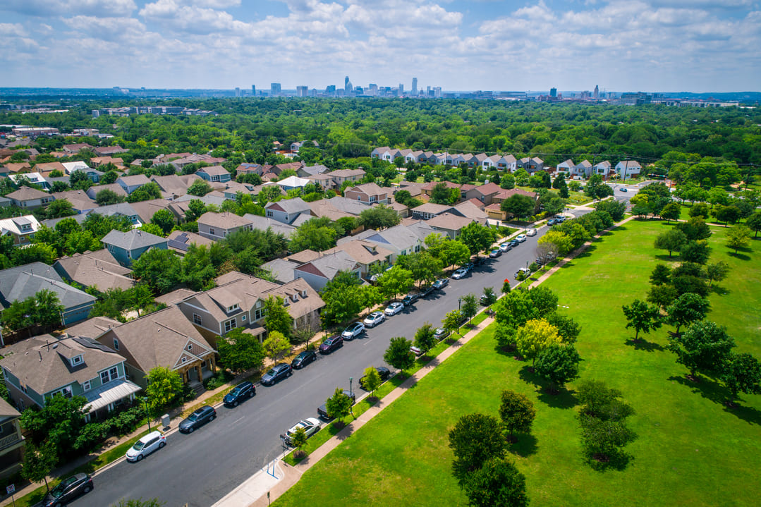 Is housing more affordable in Texas in 2021