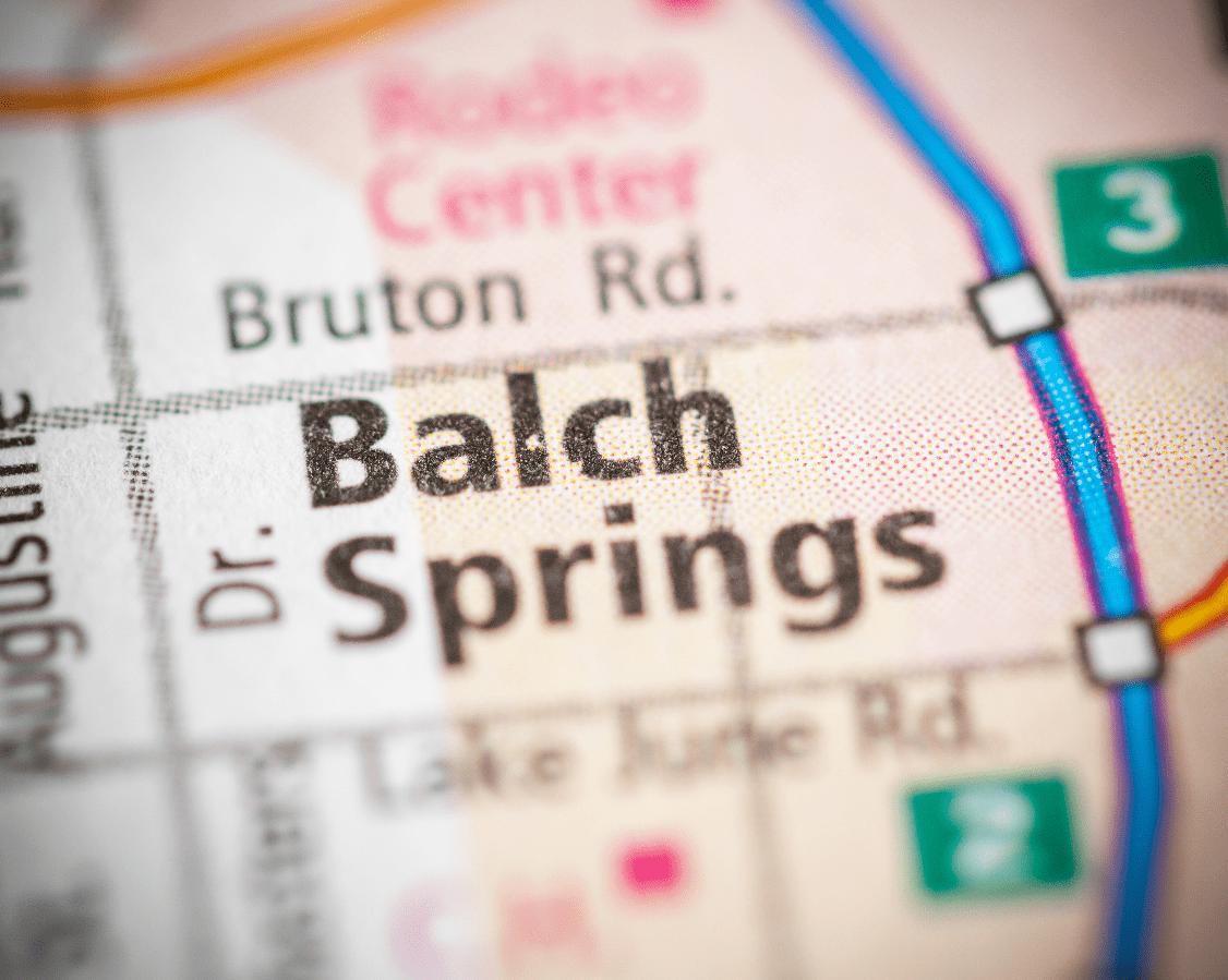Sell my house balch springs Tx